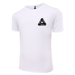 Wholesale Euro Shirts For Men - Wholesale- Euro Size,Skateboards Brand Palace T shirt Good Quality Cotton T shirt Men and Women Skate Clothing,Palace T-shirt For Man,GT2