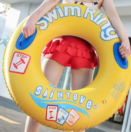 Wholesale Inflatable Male - Many kinds of Adult male and female inflatable double layer thickened life buoy and Swim ring General purpose