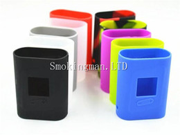 Wholesale Mod Bags - SMOK AL85W Silicone Case Soft Rubber Sleeve case bag SMOK AL85 Protective Cover Skin case for Smoktech Smok AL85W TC Box Mod