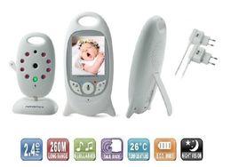 Wholesale Long Range Baby Monitor - Baby Monitor with LCD Display, Digital Camera, Infrared Night Vision Two Way Talk Back Temperature Monitoring, Lullabies, Long Range H1004