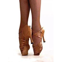 Wholesale High Ballroom - Quality dance Latin Dancing shoes for women zapatos de baile latino latin dance shoes girls ballroom salsa dance shoes tenis feminino