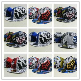 Wholesale Wool Cooler - Good Quality Cheap hot selling fox cap Ball Caps Cool Baseball Cap Hip Hop Snapback Fitted Summer Sun Hat Wholesale retail