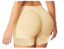 Женщины обильные ягодицы сексуальные трусики панталоны ягодицы зад бомж мягкий прикладом лифтеры Enhancer хип боксеры нижнее белье S-XL от