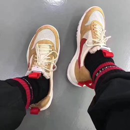 Wholesale Mesh For Crafts - Craft Mars Yard TS NASA 2.0 For Men Natural Red Crafts Sports Sneakers Designer Shoes Zapatillas Vintage