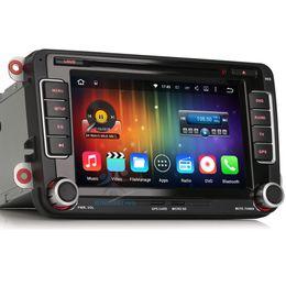 Wholesale Dvd Vw T5 - Android 5.1 Car Multimedia(Car DVD Audio Radio GPS) System For VW Golf 5 Touran EOS Multivan T5 Sharan