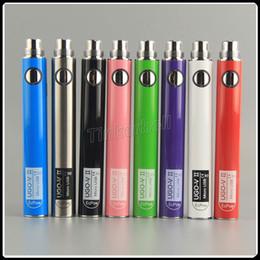 Carregador lateral on-line-Ugo-v ii bateria usb side charger para e cigarro serve 14mm de diâmetro 650/900 mah capacidade 8 cores venda quente
