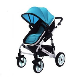 Wholesale Stroller Liners - Wholesale- Baby Stroller Pushchair Car Auto Padding Liner Pad Seat Cushion Baby Accessory