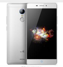 Wholesale Zte Lte Usb - ZTE V5 Pro N939sc 4G Android 5.1 SmartPhone 5.5inch Snapdragon 615 Octa Core 2GB RAM 16G ROM 13.0MP Fingerprint
