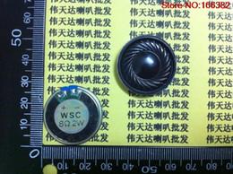 Wholesale Mini Watt - Wholesale- 4PCS Speakers 8R 2W 2W8R 8 European high-quality speakers 8 European 2-watt diameter 28MM 5.6MM thick