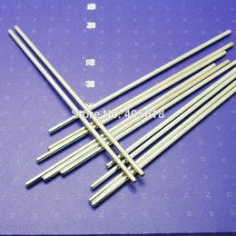 Wholesale Toy Cars Shaft - Wholesale- 5pcs 1 MM DIA length 100mm Stainless Steel DIY Toys car axle iron bars stick drive rod shaft coupling connecting shaft