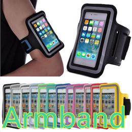 Pour iPhone 7 Étanche Sports Courir Cas Armband Sac De Course Entraînement Armband Titulaire Pounch Pour iPhone 5 6 Samsung S6 S7 Bord ? partir de fabricateur
