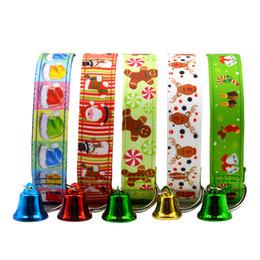 Регулируемый воротник колокола собаки любимца Рождества безопасности с поводком В С И Л размере и различных цветах от