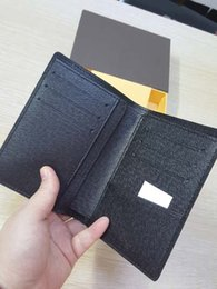 Wholesale Double Clutching - JAMES WALLET designer Double Side Passport Cover high quality men travel accessory with inside card holder passcard pocket purse