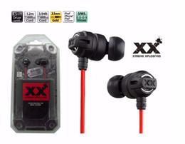 Argentina NUEVOS 3.5mm en los auriculares de oído FX1X buen sonido de bajos en la oreja los auriculares auriculares para teléfono móvil MP3 envío gratis Envío de la gota cheap drop headset Suministro