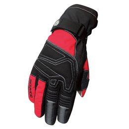 Wholesale Screen Motorcycle - Wholesale- Scoyco MC30 Motorcycle Winter Gloves Guantes moto Waterproof Off road Racing luvas Sports Warm Screen Touch Men Women Black Blue