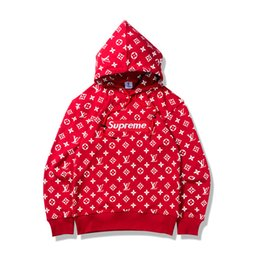 Wholesale Mens Casual Hoodies - New designer purpose tour hoodies for men women sweatshirt sweats Harajuku streetwear supren off white Logo hoodie mens hip hop hoodies