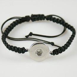 Wholesale Shamballa Charm Bracelets - Wholesale-Wholesale ginger snaps Shamballa bracelets Bracelets fit 18-22 MM snaps buttons fit snaps buttons KB3325