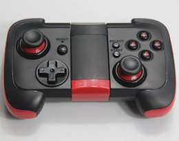 Wholesale Wireless Pc Game Remote Control - Smart Phone Game Controller Wireless Joystick Bluetooth 3.0 Android Gamepad Gaming Remote Control for phone PC Tablet