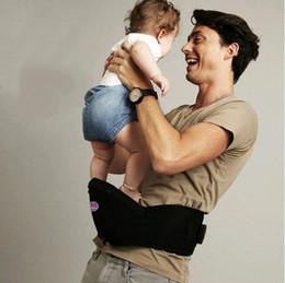 Wholesale Horizontal Belt - Baby Carriers Wrap Newborn Carrier Backpack Slings Toddler Suspenders Seat Kids Waist Stool Straps Infant Waist Bench Belt Backpack B3020
