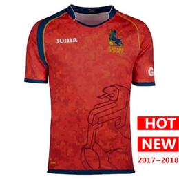 Wholesale Team Edition - 2017 Japan national team rugby jerseys Spain football shirts Special Edition S-2XL