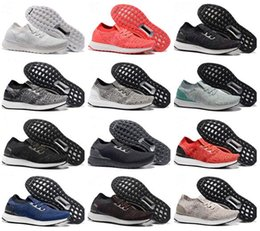 Wholesale Womens Leather Shoes Sale - 2017 Hot Sale Mens and Womens Consortium Kith x Ultra Boost Mid Uncaged Aspen Running Shoes Sports Sneakers for Men and Women Primeknit