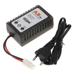 Wholesale Rc Helicopter Battery Chargers - A3 Intelligent Balance Charger 20W for NIMH NICD 5-8S RC Battery UK Plug