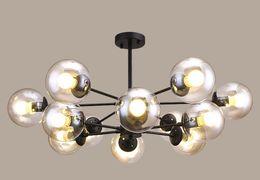 Wholesale Works Suspension - Ceiling Lights Modern Arts Deco lighting For Living Room suspension luminaire Wrought Iron lighting fixtures E27 lights bulbs LLFA