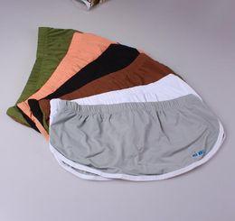 Sacchetto del pene della cinghia degli uomini online-Mens Jockstrap G String Jock Strap Intimo perizoma Uomo Sexy Sleepwear Uomo perizoma Cotton Pene Pouch Gay Wear Bikini di marca