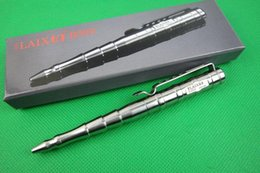 Wholesale Tactical Multi Pen - LAIX B009 Stainless Steel Construction Tactical defend Pens Multi-functional writing pen size:15.2cm*1.4cm 1pcs