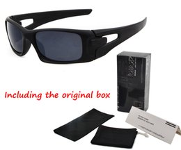 Wholesale Riding Coats - 2017 New Riding Brand Holbrook sunglasses men women reflective coating goggles sports uv400 eyeglasses mens sun glasses with Original box