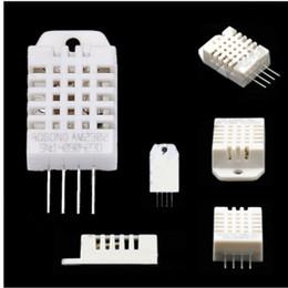 5 unids / lote DHT22 sensor de temperatura y humedad digital Temperatura y módulo de humedad AM2302 reemplazar SHT11 SHT15 desde fabricantes