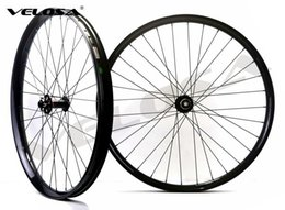 "Wholesale Carbon Mtb Wheel Sets - 27.5 inch MTB AM hookless carbon wheels 27.5"" all mountain wheelset,tubeless compatible,sapim Race spokes,boost version ready"
