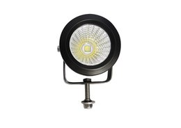 Wholesale Small Led Work Lights - small round waterproof ip68 work led light 25w flood work light for truck car fog driving