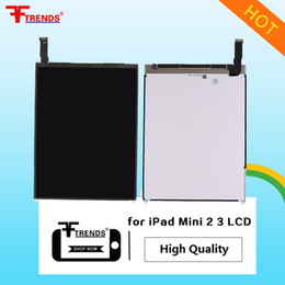 Pantalla táctil ipad air original online-Alta calidad A +++ para iPad Mini 1 2 3 Aire Pantalla LCD original Asamblea de pantalla táctil 100% probado Envío gratuito Dropshipping
