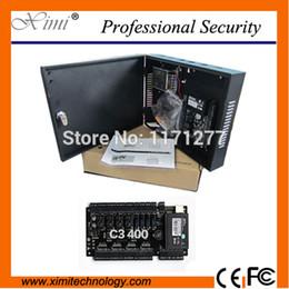 Canada Gros-Free SDK sofeware C3-400 pour le contrôle du contrôleur d'accès 4 portesTCP / IP avec protection de l'alimentation panneau de contrôle d'acceee cheap ip box wholesale Offre