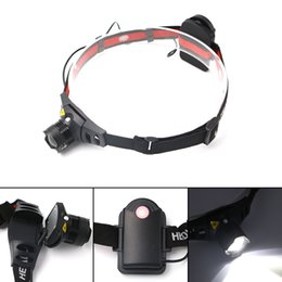 Wholesale Mini Bicycles For Sale - 2017 NEW Arrivals Mini headlamp Q5 led edc head lamp Zoomable linterna frontal use 3AAA for camping night light bicycle light ON SALE