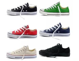 Wholesale Ocean Kids - 13 Color 26 Style All Size 35-46 Low Style High Style Chuck Classic Canvas Shoe Sneakers Men Women Sport Shoes Casual Shoes Kid Shoes