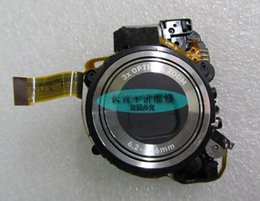 Wholesale Ccd Parts - Wholesale- OriginaL lens NO CCD camera parts for casio z500 z600 z700 s500 s600 s880 s770 ZOOM Free shipping