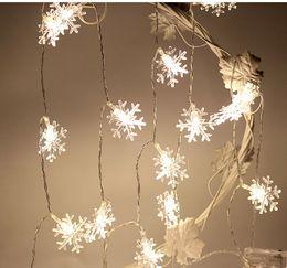 2019 tende rosse calde Christmas String Curtain light 1.5m 10 leds 2.5m 20 leds 5m 40 leds Christma Light per la casa per esterni