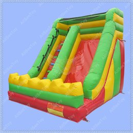 Wholesale bouncy slides - Commercial Quality Inflatable Slide for Kids, Inflatable Bouncy Castle Slide, Jumping Castle, Inflatable Dry Slide for sale
