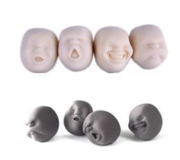 2019 entspannende geschenke Spaß Neuheit Caomaru Antistress Ball Spielzeug Menschliches Gesicht Emotion Vent Ball Harz Entspannen Puppe Erwachsene Stress Entlasten Neuheit Spielzeug Geschenk günstig entspannende geschenke
