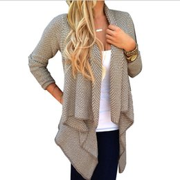 Canada Women Waterfall Cardigan Supply, Women Waterfall Cardigan ...