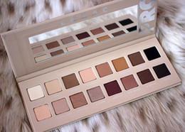 Wholesale Lorac Eyeshadow Primer - LORAC PRO 3 PALETTE 16 Color Eyeshadow with Eye Primer Powder Blush ROMANCE Makeup Cosmetic Palette Eye Shadow Palette DHL