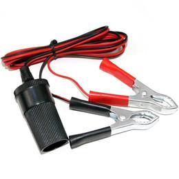 Canada Accessoires moto Adaptateur allume-cigare adaptateur de prise de batterie 12V de batterie de voiture de moto cheap plug terminals Offre