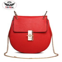 Wholesale Celebrity Pink Bag - Wholesale-2015 Fashion Chain Women Shoulder Bags Brand Piggy Bag Tote Elegant Celebrity Ladies Handbags For Party Female Handle Bags T04