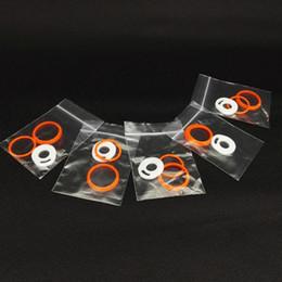 selos de anel para atomizadores Desconto Vapesoon mais novo tfv8 bebê tfv12 anel de vedação de silicone para smok tfv8 grande tanque do bebê atomizador substituição orings com embalagem de varejo