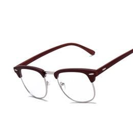 lunettes johnny depp Promotion Vente en gros-Marque Johnny Depp Bois Lunettes  Hommes Femmes Vintage 49377ce4805c