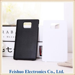 Wholesale Back Cover Battery S2 - Battery Back Cover Whosale Price New For Samsung I9100 S2 Back Door Housing Replacement Parts Free Shipping