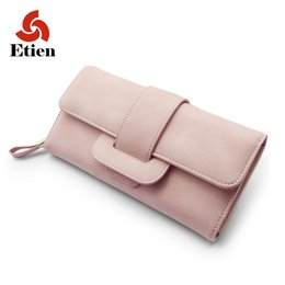 Wholesale Designer Portfolios - Wholesale- Women's purse wallet zipper brand designer luxury for coins women wallets for credit cards and phone portfolio long purse sac