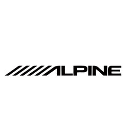 Wholesale Jdm Cartoons - Cool graphics Alpine Car Speakers Stereo Creative Car Styling Amplifier Sounds Vinyl Decal Sticker Car Accessories Graphics jdm